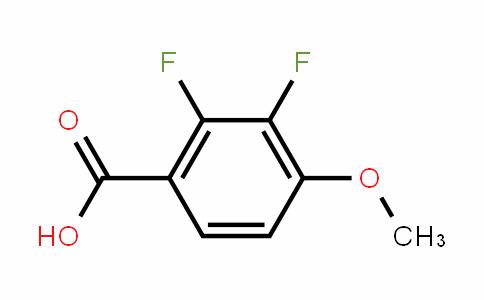 2,3-difluoro-4-methoxybenzoic acid