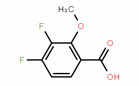 3,4-Difluoro-2-methoxybenzoic acid