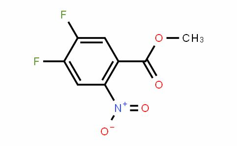Methyl 4,5-difluoro-2-nitrobenzoate