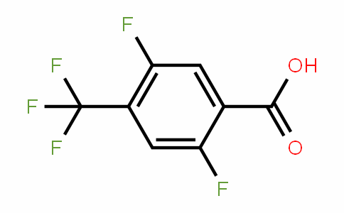 3,6-Difluoro-4-(trifluoromethyl)benzoic acid