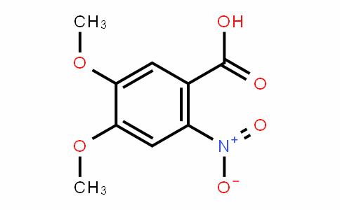 4,5-Dimethoxy-2-nitrobenzoic acid