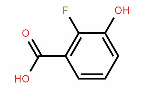 2-Fluoro-3-hydroxybenzoic acid