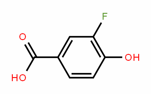 3-Fluoro-4-hydroxy benzoic acid