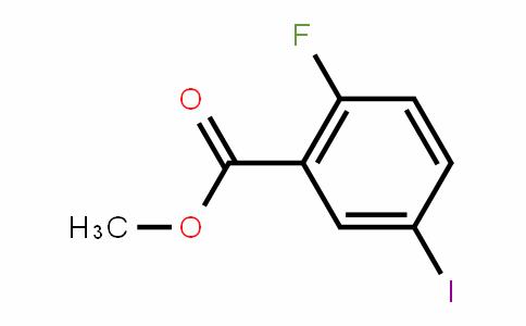 Methyl 2-fluoro-5-iodobenzoate