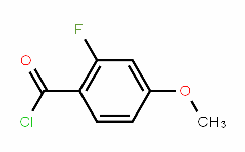 2-Fluoro-4-methoxybenzoyl chloride