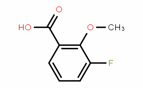 3-Fluoro-2-methoxybenzoic acid