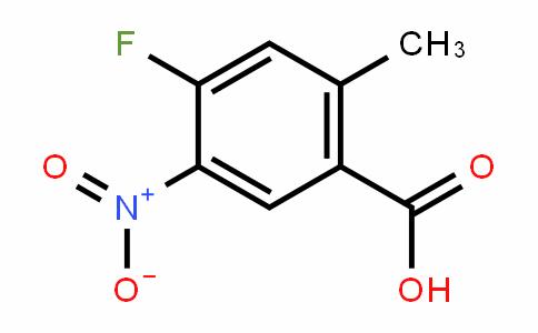 4-Fluoro-2-methyl-5-nitrobenzoic acid