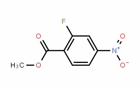 Methyl 2-fluoro-4-nitrobenzoate