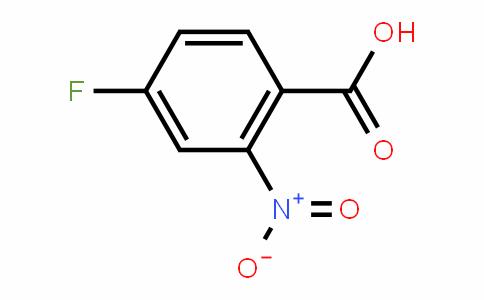 2-硝基-4-氟苯甲酸