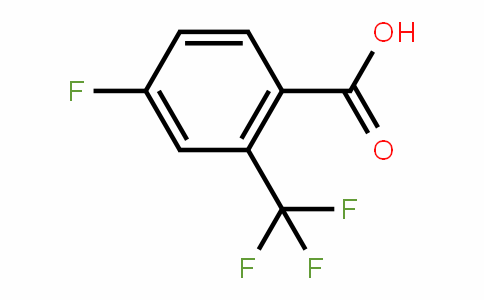 4-Fluoro-2-(trifluoromethyl)benzoic acid