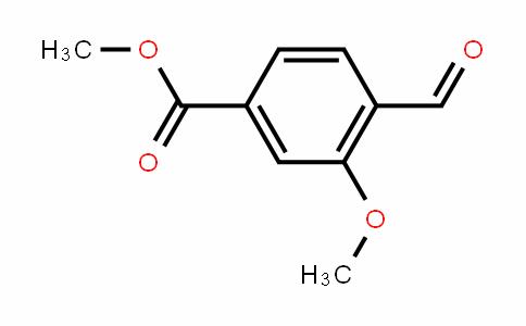 4-Formyl-3-methoxy-benzoic acid methyl ester