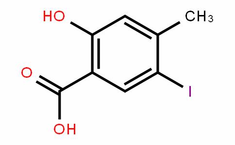 2-Hydroxy-5-iodo-4-methylbenzoic acid