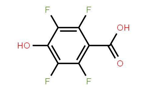 4-Hydroxy-2,3,5,6-tetrafluorobenzoic acid