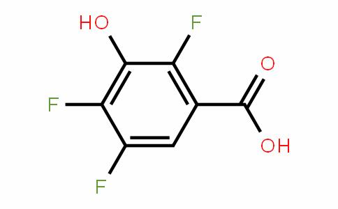 3-Hydroxy-2,4,5-trifluorobenzoic acid
