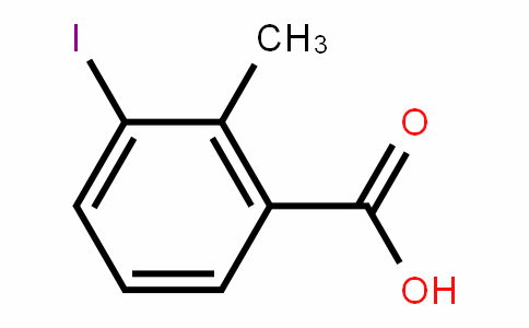 3-Iodo-2-methyl benzoic acid