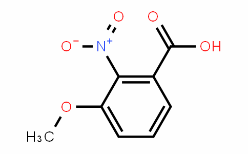3-Methoxy-2-nitrobenzoic acid