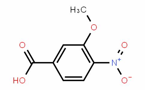 3-Methoxy-4-nitrobenzoic acid