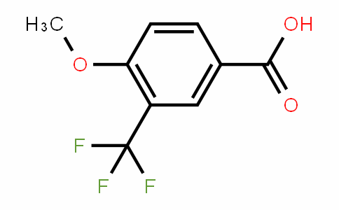4-Methoxy-3-(trifluoromethyl)benzoic acid