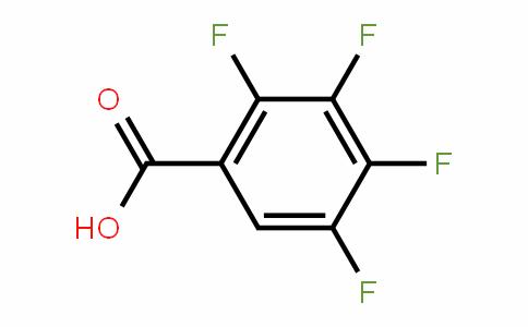 2,3,4,5-Tetrafluorobenzoic acid
