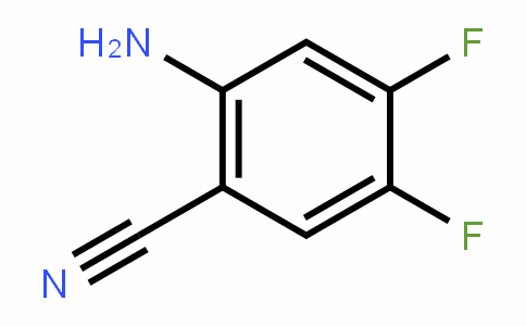 2-Amino-4,5-difluorobenzonitrile