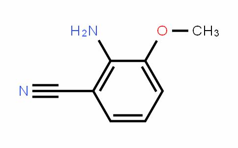 2-amino-3-methoxybenzonitrile