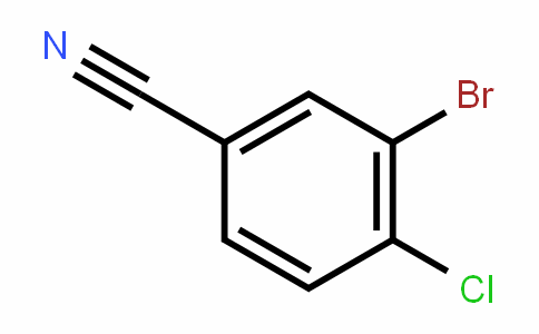 3-Bromo-4-chlorobenzonitrile