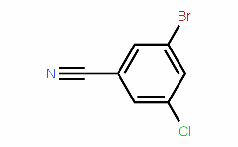3-Bromo-5-chlorobenzonitrile