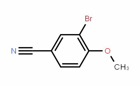 3-Bromo-4-methoxybenzonitrile
