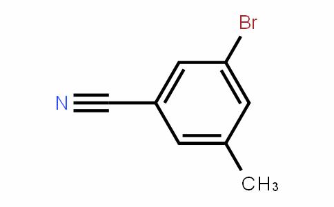 3-Bromo-5-methylbenzonitrile