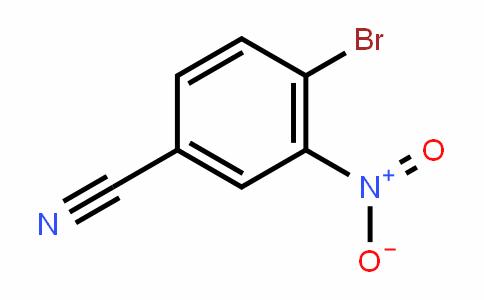 4-Bromo-3-nitrobenzonitrile