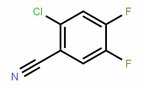 2-Chloro-4,5-difluorobenzonitrile