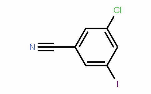 3-chloro-5-iodobenzonitrile