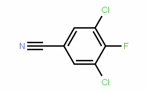 3,5-Dichloro-4-fluorobenzonitrile