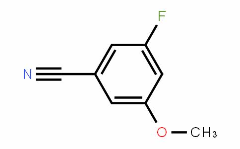 3-Fluoro-5-methoxybenzonitrile