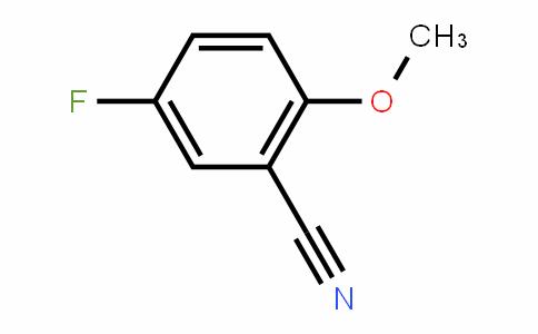 5-Fluoro-2-methoxybenzonitrile