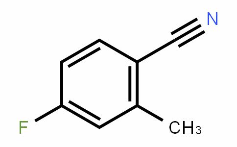 4-Fluoro-2-methylbenzonitrile