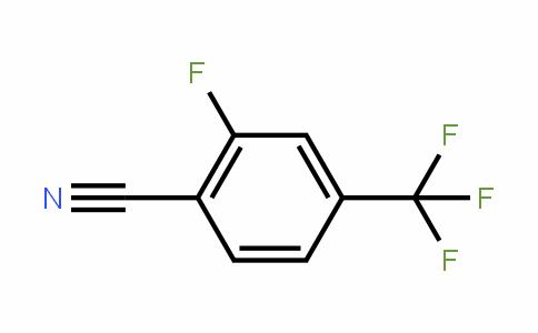 2-Fluoro-4-(trifluoromethyl)benzonitrile