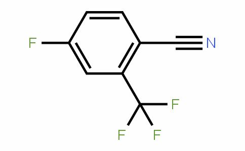 4-Fluoro-2-(trifluoromethyl)benzonitrile