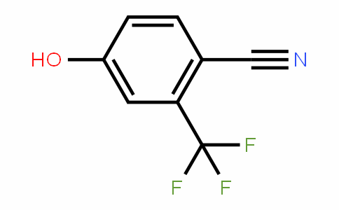 4-Hydroxy-2-(trifluoromethyl)benzonitrile