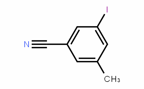 3-iodo-5-methylbenzonitrile
