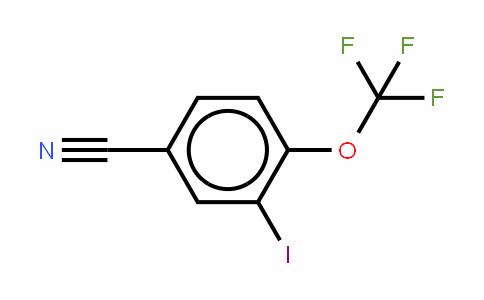3-iodo-4-(trifluoromethoxy)lbenzonitrile