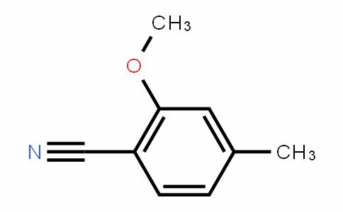 2-Methoxy-4-methylbenzonitrile