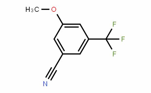 3-Methoxy-5-(trifluoromethyl)benzonitrile