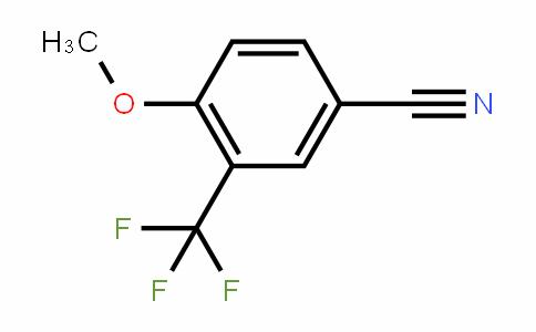 4-Methoxy-3-(trifluoromethyl)benzonitrile
