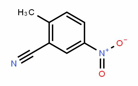 2-Methyl-5-nitrobenzonitrile
