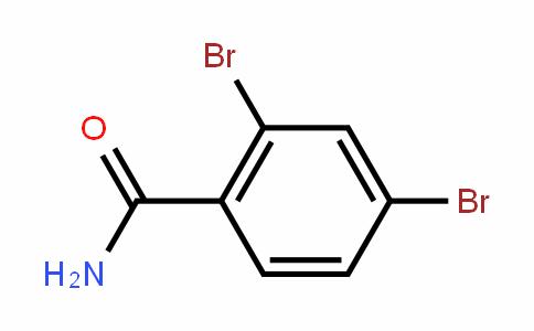 2,4-Dibromobenzamide