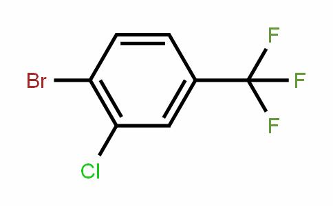 1-Bromo-2-chloro-4-(trifluoromethyl)benzene