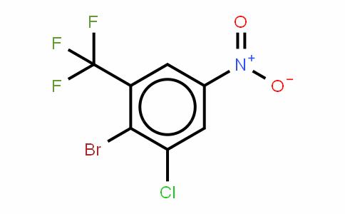 4-Bormo-3-chloro-5-(trifluoromethyl)nitrobenzene