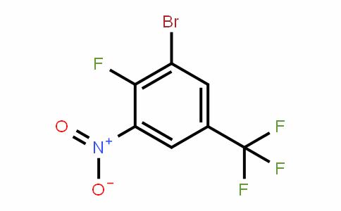 3-bromo-4-fluoro-5-nitrobenzotrifluoride