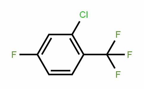 2-Chloro-4-fluorobenzotrifluoride